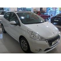 Peugeot 208 Active 1.5 16v Antic $ 25.000 Y Ctas S/interes