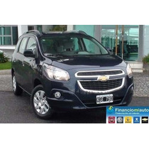 Chevrolet Spin 5 Asientos Fin Antic.$ 25.000 Y Ctas Car One