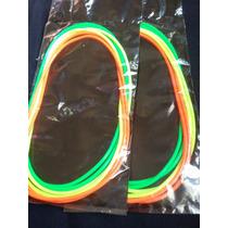 Collares Fluor Pack X 6 Unid - Cotillon - Fiesta Tematica