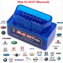Escaner Elm327 Bluetooth Super Mini V1.5 + Torque Pro
