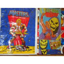 Heman Lote, Mantel De Cotillon Mas 3 Revistas Heman Vintage