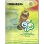 Revista Conmebol N°96 M-j/06 Copa Mundial Fifa Alemania 2006