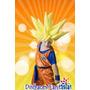 Disfraz De Goku Unico Con Peluca!! Talles 10 A 14