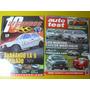 Revista Autos Pisteros Fierreros Lote De 2 Ejemplares