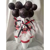 Centros De Mesa Souvenirs Topiarios Arbolitos Mickey Minnie