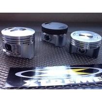 Kit Piston C110 Bit Eco Piston Aros Motomel Imp Varias Medid