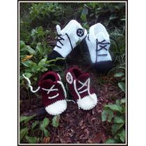 Zapatillas Tejidas (pantuflas)