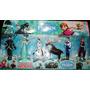 Set De 6 Muñecos De Frozen La Ultima Pelicula Disney