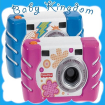 Fisher Price Camara De Fotos Digital Para Niños. Irrompible