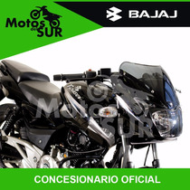 Bajaj Rouser 180cc 0 Km 2016 Financiada Cuotas Negra