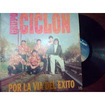 Grupo Ciclon Lp Cumbia Santafesina Dialogomusical