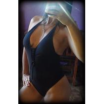 Body/malla Enteriza/trikini/lycra %100 Premium/sexy