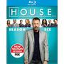 Blu-ray House M. D. Season 6 / Dr. House Temporada 6