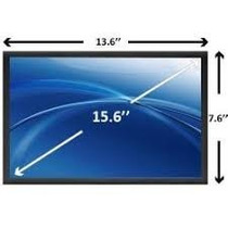Pantalla Display Led Notebook 15.6 Instalacion Sin Cargo