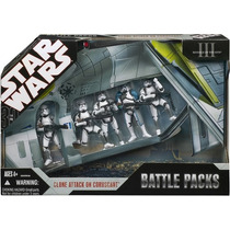 Star Wars Battle Pack Attack On Coruscant Y Otros Packs
