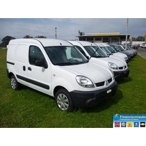 Kangoo 100% Financ Anticipo $ 20000 Y Ctas S/interes Car One