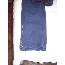 Pantalon Chupin Corderoy Raya Fina-importado-h & M-impecable
