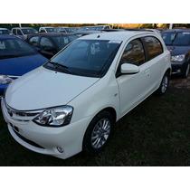 Toyota Etios 5 Puertas Xs 0km