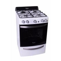 Cocina Whirlpool Blanca Wfb56db