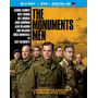 Blu-ray The Monuments Men / Operacion Monumento / Bd + Dvd