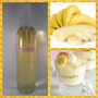 Perfume Banana Pudding Fragancia Unisex Body Splash 200 Ml
