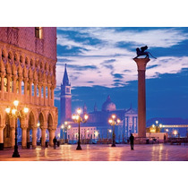 Rompecabezas Ravensburger De 1000 Piezas: Venecia
