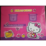 Puzzles Kitty X 4 Unidades En Maletín Manija Plastica