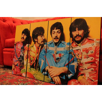 Cuadros Beatles - Sgt. Pepper