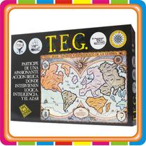 Teg - Plan Tactico Y Estrategico De La Guerra - Mundo Manias