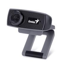 Webcam Genius Facecam 1000x Mic Usb Camara Web Alta Res 720p