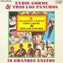 Cd Eydie Gorme Y Trio Los Panchos 18 Grandes Exitos