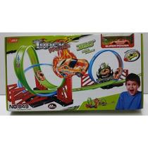 Pista Track Racing 22 Pcs Con Loop Xml 849