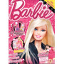 Revista Barbie 100 Stickers - Coleccion Barbie 2