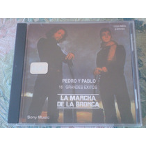 Pedro Y Pablo - 16 Grandes Exitos (cd Descatalogado) Cantilo
