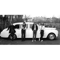 The Beatles- Impreso En Tela Canvas 50 X 100 Cm