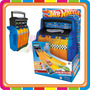 Car Case Hot Wheels Valija Pista Lanzador Intek Mundo Manias