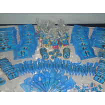 Mesa Dulce Candy Bar Tematico 40 Chicos Frozen Cars Minions