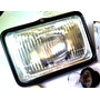 Faro Optica Rectangular Moto Custom Yamaha Dt125 Tuning