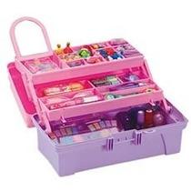 Caja Organizadora Plastica-princesas-barby-mostasillas-nenas