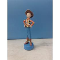 Adorno Para Torta En Porcelana Fría Woody Toy Story
