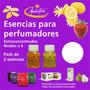 Esencias Aromaticas Con Mechas - Precio Para Distribuidores