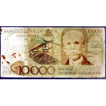 Billete 10.000 Dez Mil Cruzeiros