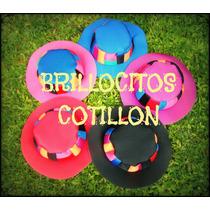 Sombreros Y Vinchas *brillocitos* (en Cba Y En Rosario) X10u