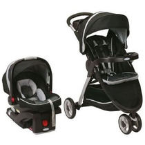 Cochecito Travel System Graco Fast Action Sport Trotyl Kids