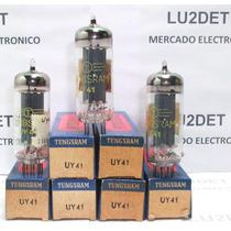 Valvulas Electronicas Uy41, 31a3, V311 Nos Nib Tungsram