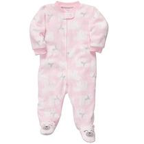 Pijamas Carter´s Beba Talle 3 Meses Micropolar Import Nuevo!