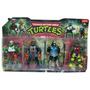 Tortugas Ninja 2 Muñecos Articulados Gdes X4 Models Surtidos