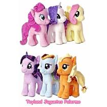 Peluches My Little Pony Hasbro Original, Promo X 6 Modelos!