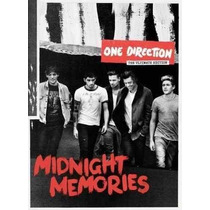 One Direction Midnight Memories Deluxe Edition