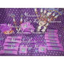 Candy Bar ,princesita Sofia,golosinas Mesa Dulces,15 Chicos